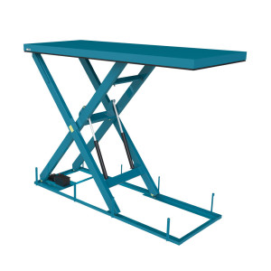 Car lift tables