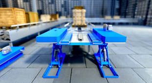 Meet the new Jihab UXB lift table