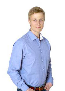 Carl-Johan Fogelberg, Technical Manager at VPG